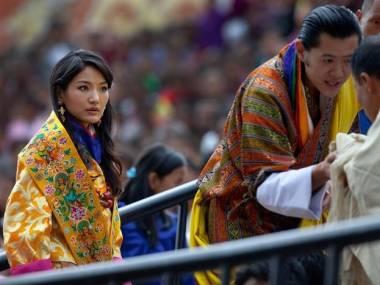Królowa Bhutanu - Jetsun Pema
