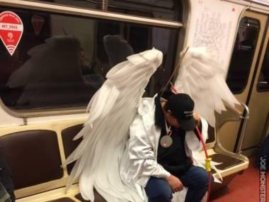 Zmęczony anioł