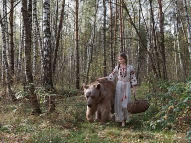 Rosyjskie grzybobranie