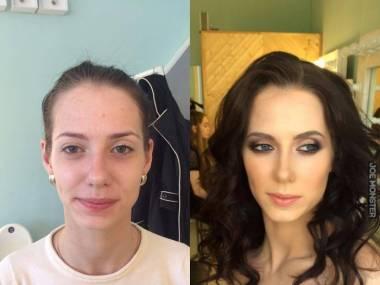 Bez makijażu byś nie poznał