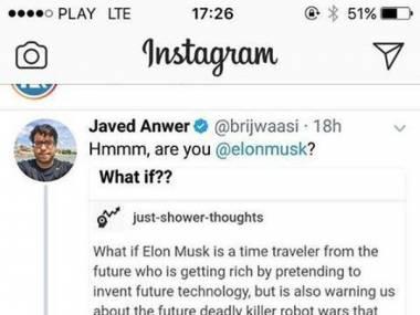 Elon Musk się przyznał