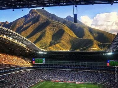 Stadion w meksykańskim mieście Monterrey