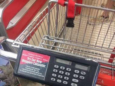 Większa kontrola nad wydatkami podczas zakupów