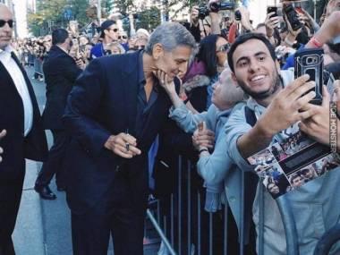 Clooney, mordo ty moja!