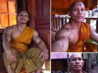 Buddyjski mnich do zadań specjalnych