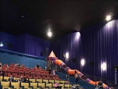 Kino z atrakcjami dla dzieci