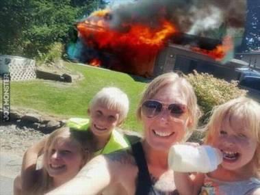Kiedy masz naprawdę zajebiste ubezpieczenie od pożaru