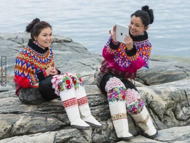 Laski z Grenlandii