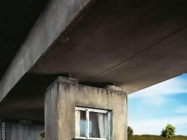 Pod mostem mieszkają nie tylko bezdomni