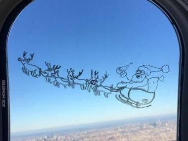 Śmieszki w samolocie