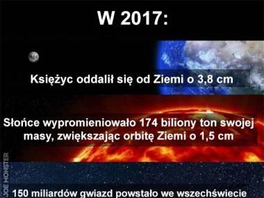 Kosmiczne statystyki