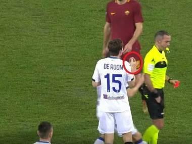 Holender de Roon szybko przystosował się do włoskiej Serie A
