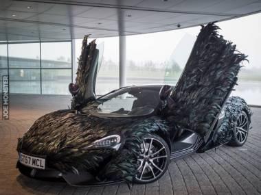 Pierzasty McLaren
