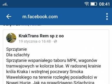 Praca dla przedstawicieli grupy Szlachta nie pracuje