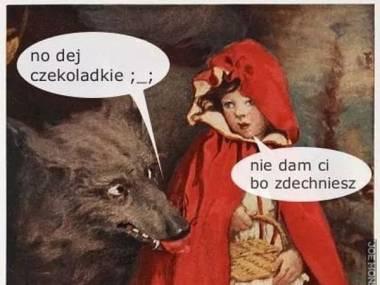 Dobry Czerwony Kapturek