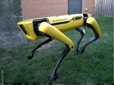 """Boston Dynamics zaprezentowało nowego robota, po obejrzeniu """"Czarnego lustra"""" trudno mi okazywać entuzjazm"""