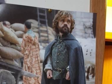 Kalendarz z bohaterami z Gry o tron - najniższy aktor w najkrótszym miesiącu