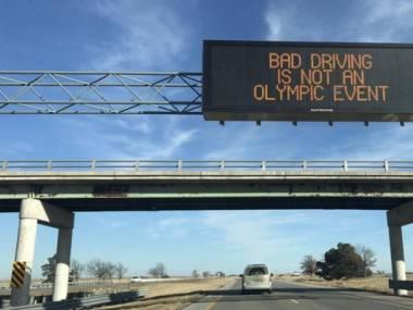 """""""Kiepska jazda to nie dyscyplina olimpijska"""""""