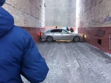 Mistrz precyzyjnego parkowania