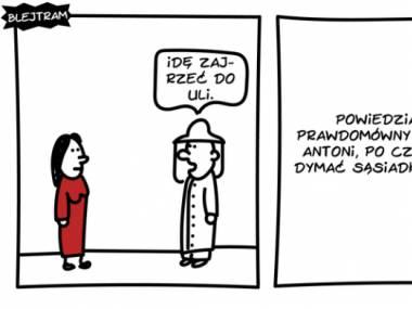 Pszczelarz Antoni
