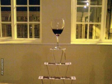 Za dużo wina i wolnego czasu