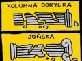 Jakie znamy kolumny