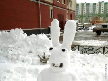 Radosnych Świąt życzy Wielkanocny Bałwanek oraz redakcja Joe Monstera!