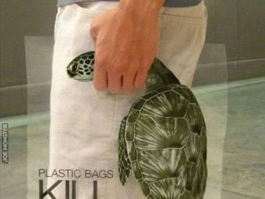 Plastikowe torby zabijają