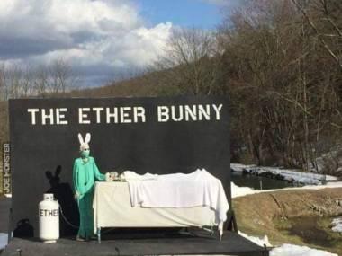 Prawie jak Easter Bunny, ale uważaj, nie pomyl się
