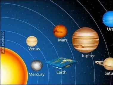 Prawda o układzie słonecznym