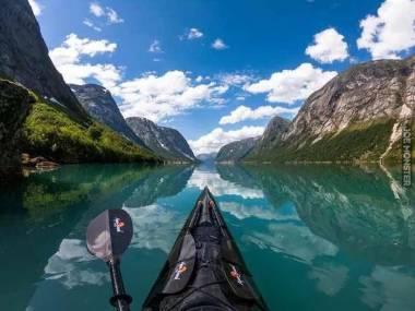 Lato w Norwegii