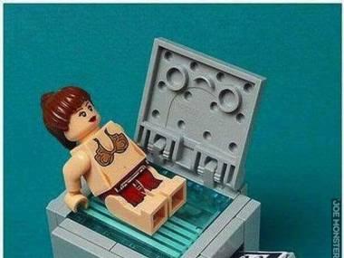Sprośny ludzik LEGO
