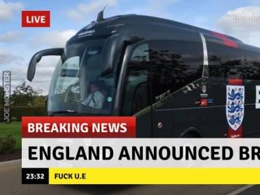 Autobus z Anglikami opuści najpierw Rosję