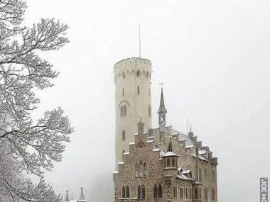 Zamek Lichtenstein, Niemcy