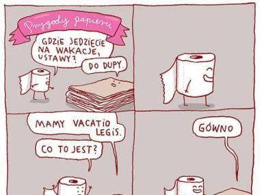 Przygody papieru