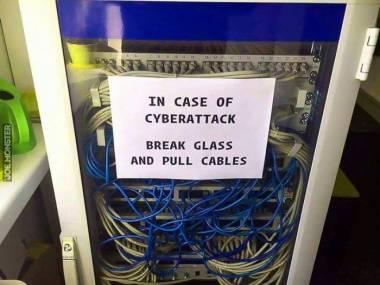 Przygotowani na atak hakerów