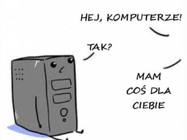 Komputer to doceni