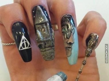 Harry Potter i Sztuka na paznokciach