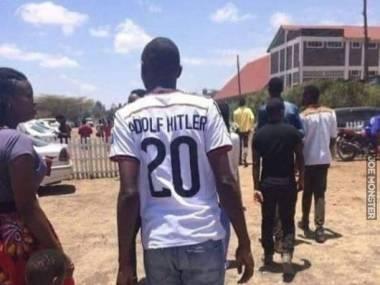 Nie wiedziałem, że był też piłkarzem