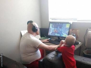 Miał się zaopiekować dziećmi