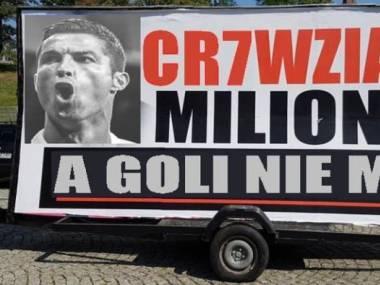 Co ten Ronaldo w tym Juventusie