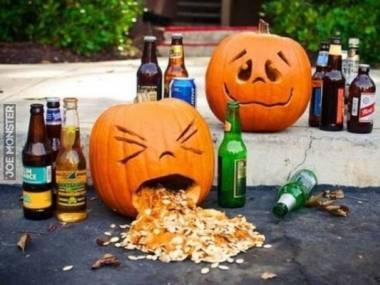 Szalona impreza halloweenowa