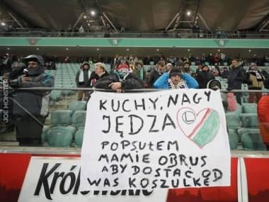 Łobuz z Warszawy zasługuje na koszulkę