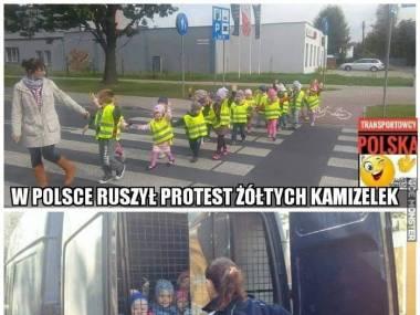 Polski protest żółtych kamizelek już się zakończył