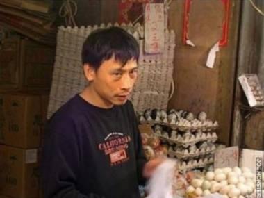 Legendarny Daj - chiński sprzedawca jaj