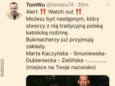 Kto następny dla Kaczyńskiej?