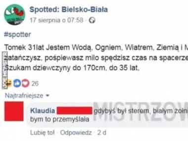 Tajemniczy Tomek z Bielsko-Białej