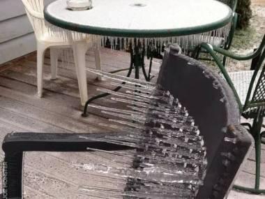 Krzesło dla teściowej