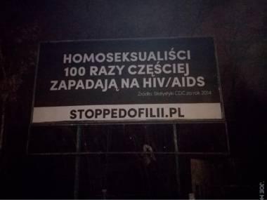 Ktoś ulepszył nudne billboardy