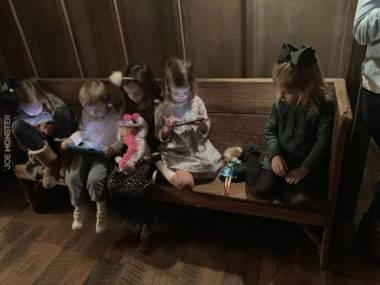 Teraz mało która dziewczynka bawi się lalkami